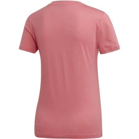 Dámske tričko - adidas ESSENTIALS LINEAR SLIM TEE - 2