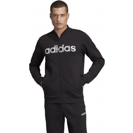Мъжки суитшърт - adidas ESSENTIALS COMMERCIAL PACK BOMBER - 4