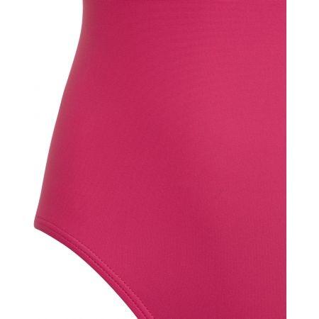 Girls' swimsuit - adidas YA BOS SUIT - 4