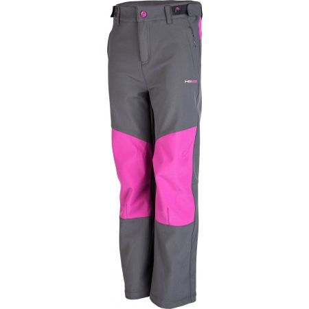 Head OLLY - Kids' softshell trousers
