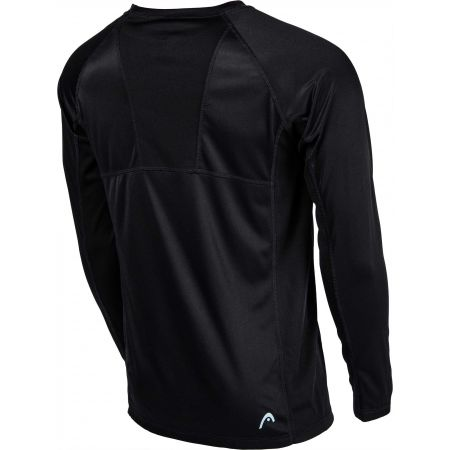 Pánske tričko s dlhým rukávom - Head VARGAS - 3