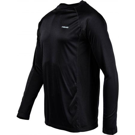 Pánske tričko s dlhým rukávom - Head VARGAS - 2