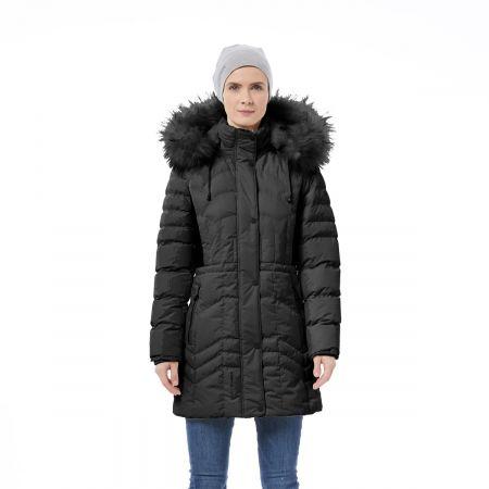 Dámsky kabát - Northfinder RHITMA - 4