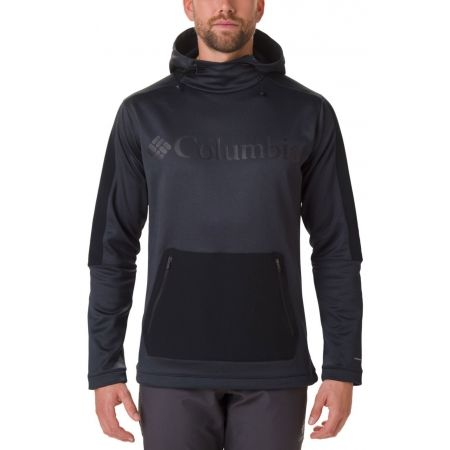Bluza outdoorowa męska - Columbia MAXTRAIL MIDLAYER TOP - 4