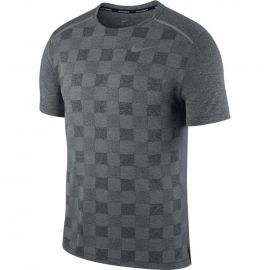 Nike DF MILER TOP SS JAC - Pánské tričko