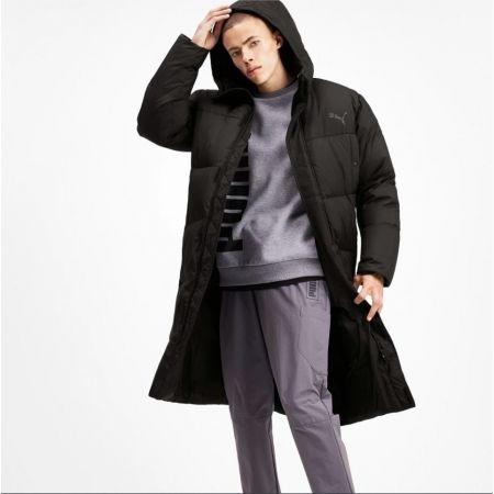 Pánský kabát - Puma Long Oversized Down Coat - 3