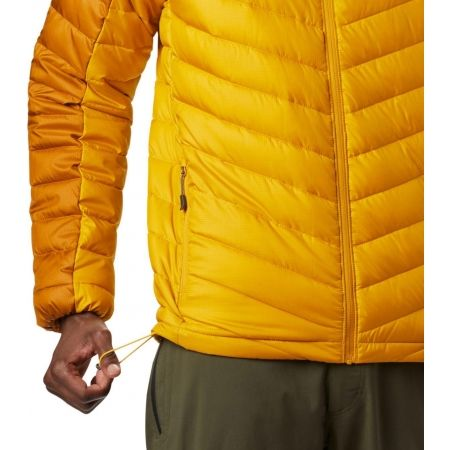 Pánska zateplená bunda - Columbia HORIZON EXPLORER HOODED JACKET - 4