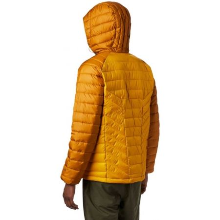 Pánska zateplená bunda - Columbia HORIZON EXPLORER HOODED JACKET - 2