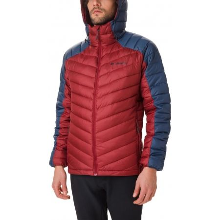 Pánská zateplená bunda - Columbia HORIZON EXPLORER HOODED JACKET - 6