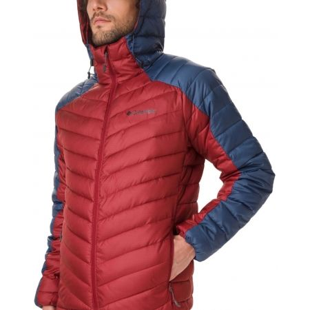 Pánská zateplená bunda - Columbia HORIZON EXPLORER HOODED JACKET - 7