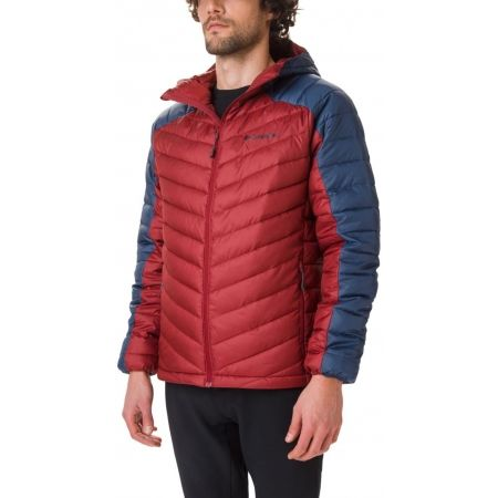 Pánská zateplená bunda - Columbia HORIZON EXPLORER HOODED JACKET - 4