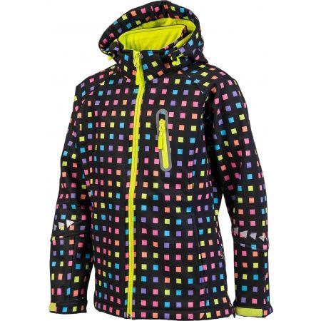 Dívčí softshellová bunda - Lewro ELVIRA - 1