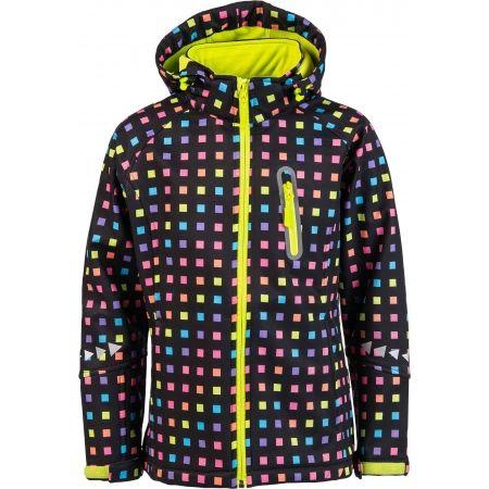 Lewro ELVIRA - Girls' softshell jacket