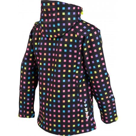 Dívčí softshellová bunda - Lewro ELVIRA - 3