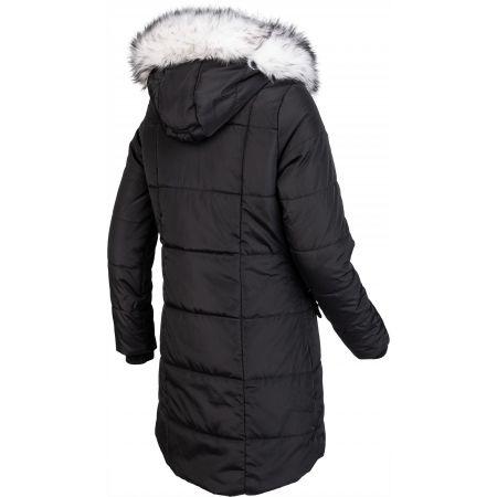 Dámský prošívaný kabát - Willard LILA - 3