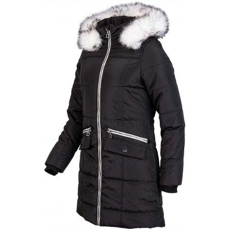 Dámský prošívaný kabát - Willard LILA - 2