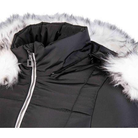 Dámský prošívaný kabát - Willard LILA - 4