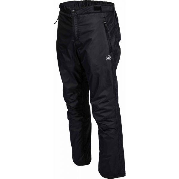 Willard GARO czarny XXL - Spodnie ocieplane męskie