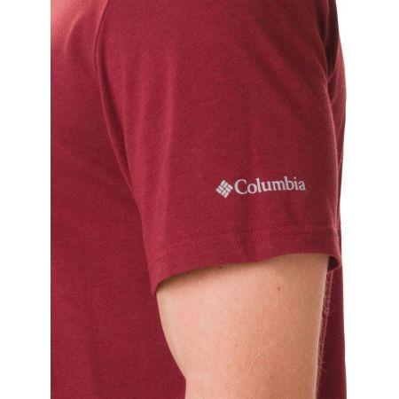Herren Shirt - Columbia BASIN BUTTE SS GRAPHIC TEE - 3