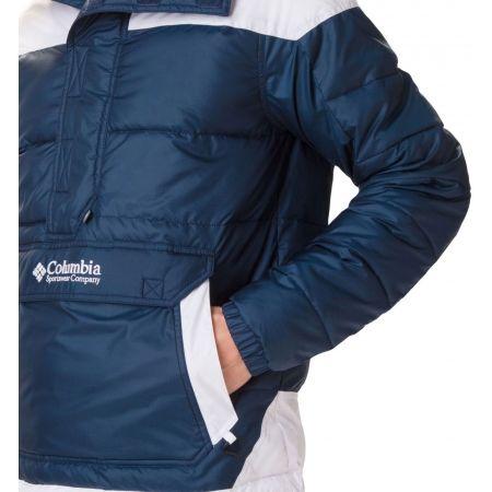 Pánska zimná bunda - Columbia LODGE PULLOVER JACKET - 9