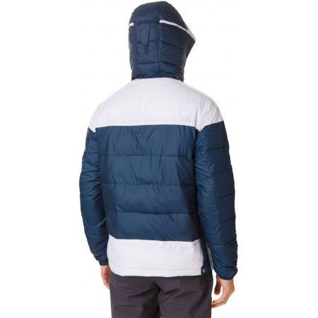 Pánska zimná bunda - Columbia LODGE PULLOVER JACKET - 6