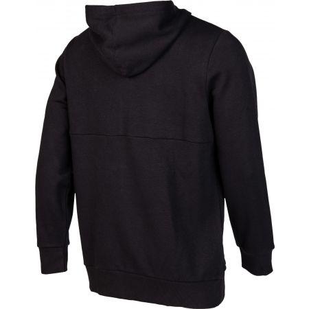 Men's sweatshirt - Reebok TE BL FZ HOODIE - 3