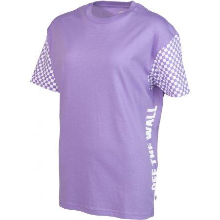 Dámské tričko - Vans WM EMEA CENTRL SS - 2