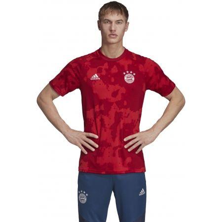 Pánský fotbalový dres - adidas FCB H PRESHI - 4