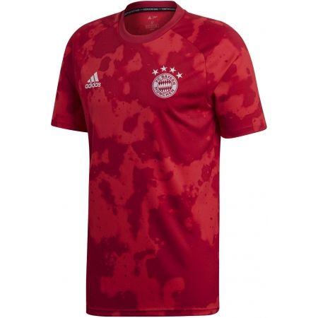 adidas FCB H PRESHI - Pánsky futbalový dres