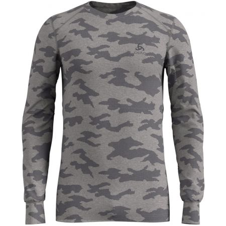Odlo SHIRT L/S X-MAS ACTIVE WARM - Men's T-Shirt