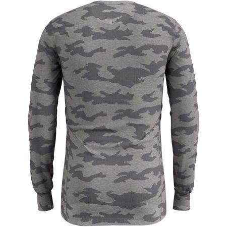 Pánské triko - Odlo SUW MEN'S TOP L/S CREW NECK ACTIVE WARM XMAS - 2