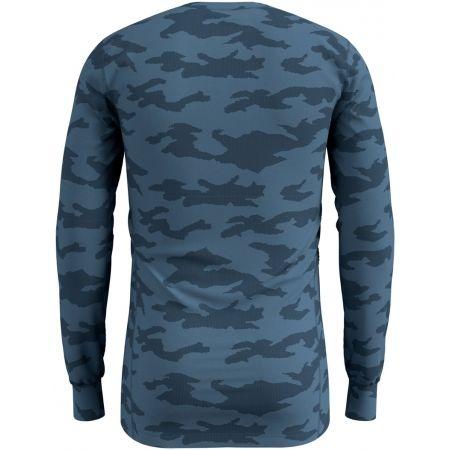 Pánske tričko - Odlo SUW MEN'S TOP L/S CREW NECK ACTIVE WARM XMAS - 2