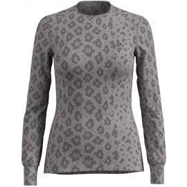 Odlo SHIRT L/S X-MAS ACTIVE LADIES WARM - Дамска блуза