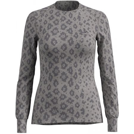Odlo SHIRT L/S X-MAS ACTIVE LADIES WARM - Damen Shirt