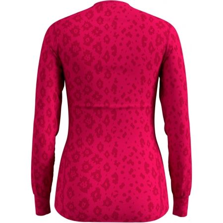 Dámské triko - Odlo SUW WOMEN'S TOP L/S CREW NECK ACTIVE WARM X-MAS - 2