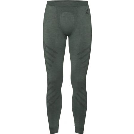 Odlo NATURAL KNISHIP WARM BI BOTTOM LONG - Colanți termo funcționali bărbați