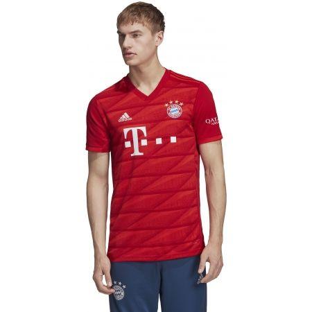 Футболна фланелка - adidas FCB H JSY - 4