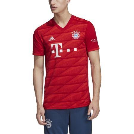 Футболна фланелка - adidas FCB H JSY - 3