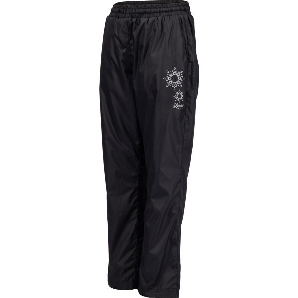 Lewro SURRI różowy 128-134 - Spodnie ocieplane dziecięce