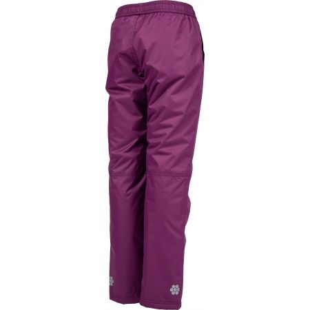 Detské zateplené nohavice - Lewro NAVEA - 3