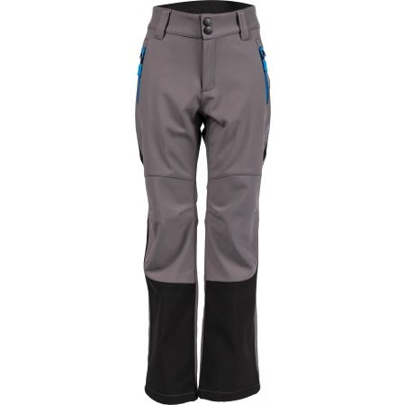 Detské softshellové nohavice - Lewro DAYK - 2