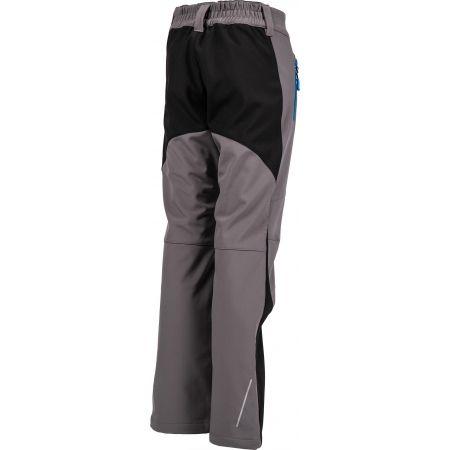 Detské softshellové nohavice - Lewro DAYK - 3