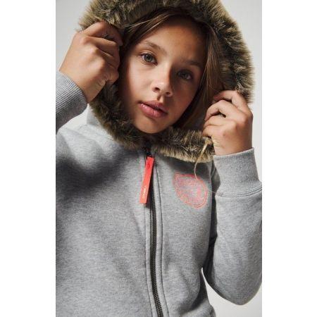 Bluza dziewczęca - O'Neill LG ANISA SUPERFLEECE - 4