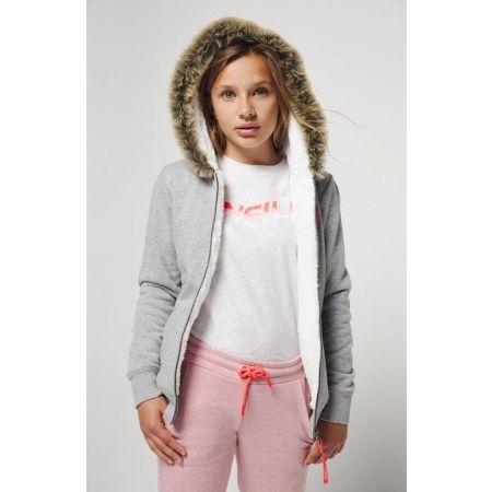 Bluza dziewczęca - O'Neill LG ANISA SUPERFLEECE - 5