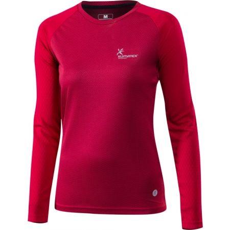 Дамска тениска  за бягане - Klimatex LIANA - 1