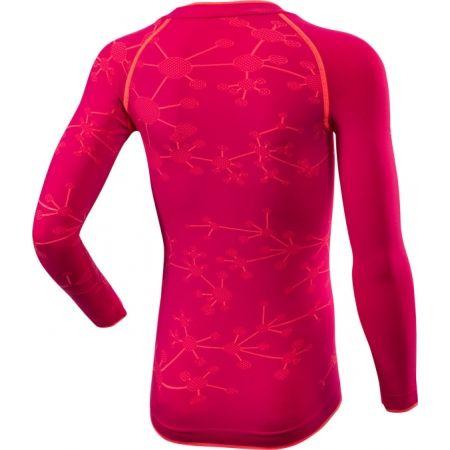 Функционална термо тениска за момичета - Klimatex BIGGY - 2