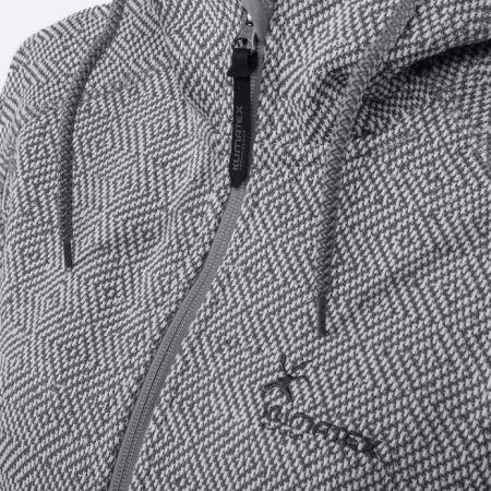 Dámsky outdoorový sveter s kapucňou - Klimatex LENDA - 4