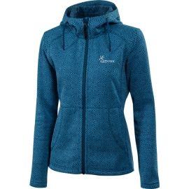 Klimatex LENDA - Women's hooded outdoor sweater