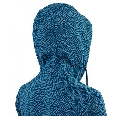 Women's hooded outdoor sweater - Klimatex LENDA - 6