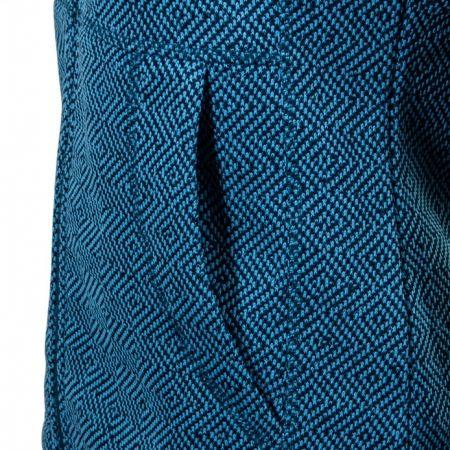 Women's hooded outdoor sweater - Klimatex LENDA - 7